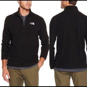 North Face TKA 700 fleece pullover